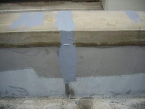 プライマーの塗布・シーリング処理