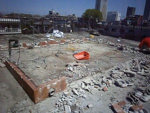 さいたま市南区屋上防水002