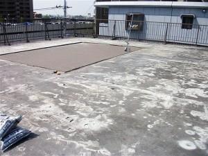 さいたま市南区屋上防水02