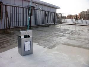 さいたま市南区屋上防水21