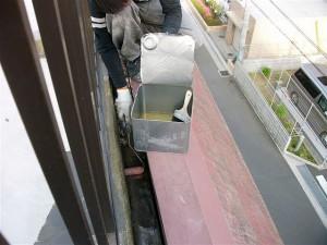 さいたま市南区屋上防水22
