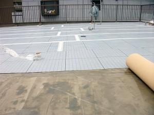 さいたま市南区屋上防水25