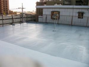 さいたま市南区屋上防水42