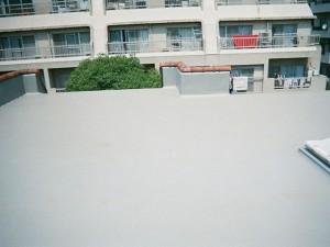 目黒区塩ビシート防水23
