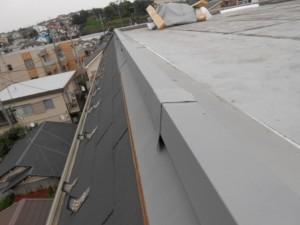 宮前区屋上防水工事10