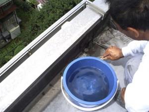 宮前区屋上防水工事13