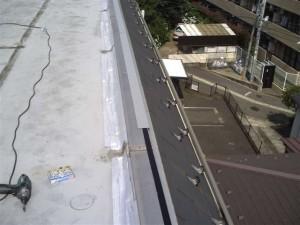 宮前区屋上防水工事14