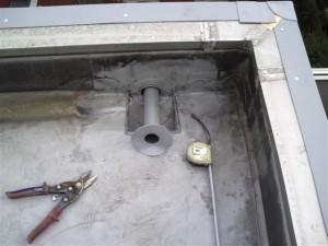 宮前区屋上防水工事17