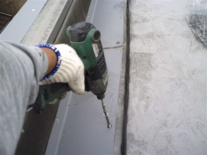 宮前区屋上防水工事19