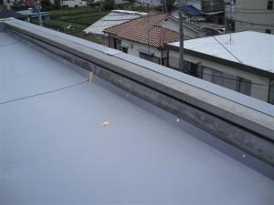 宮前区屋上防水工事29