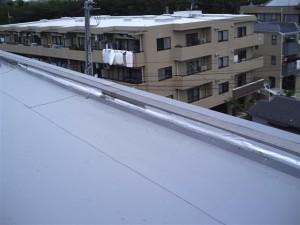 宮前区屋上防水工事30