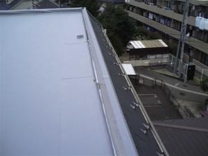 宮前区屋上防水工事31