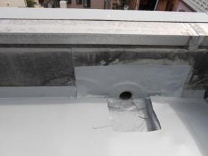 宮前区屋上防水工事41
