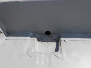 宮前区屋上防水工事42