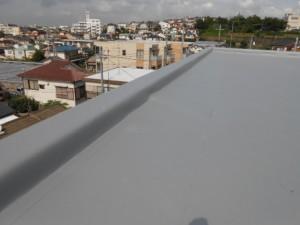 宮前区屋上防水工事52