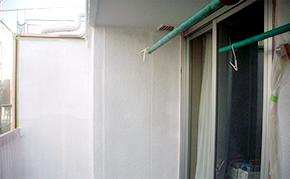 外壁塗装:下塗り